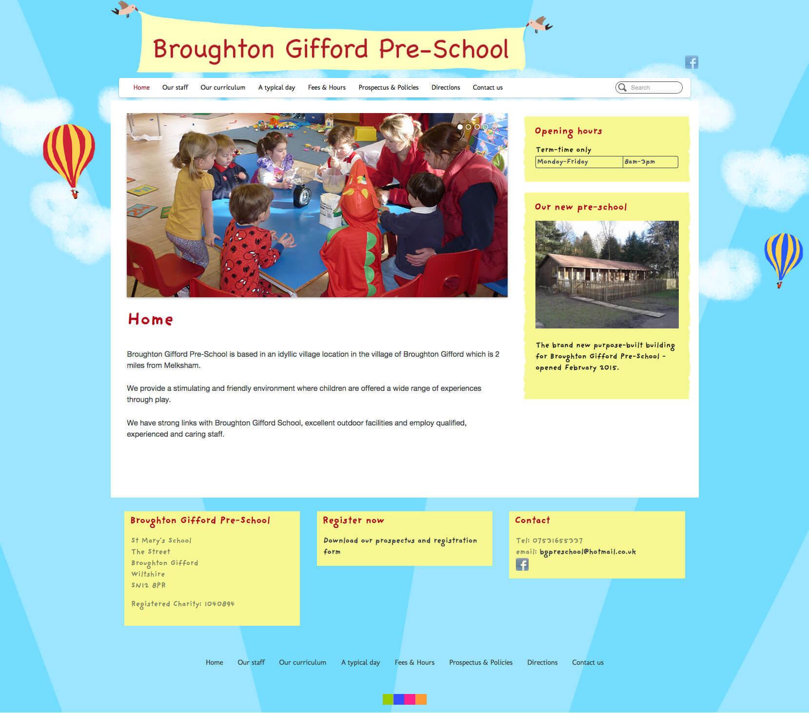 Broughton Gifford Pre-School