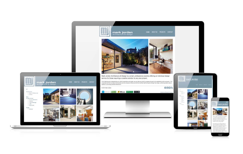 Responsive website design - Mark Jordan
